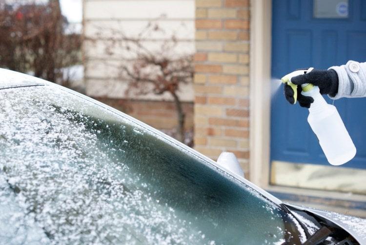 comment dégivrer les vitres de la voiture en moins de 2 minutes, Technic Vinyl, trucs et astuces du blogue