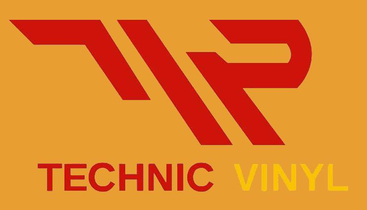 logo technic vinyl